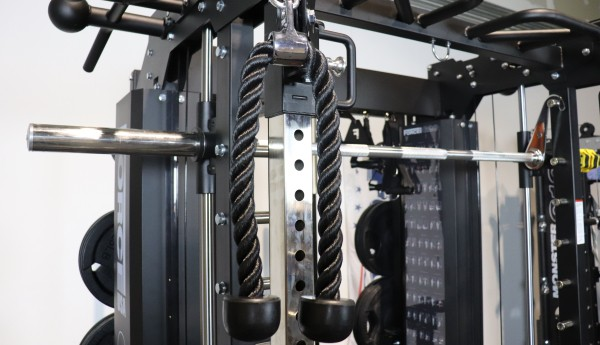 Force USA G20 - Triceps Rope Cable Accessory for Functional Trainer