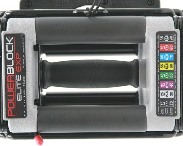 PowerBlock Elite EXP - Contoured Handle Grip