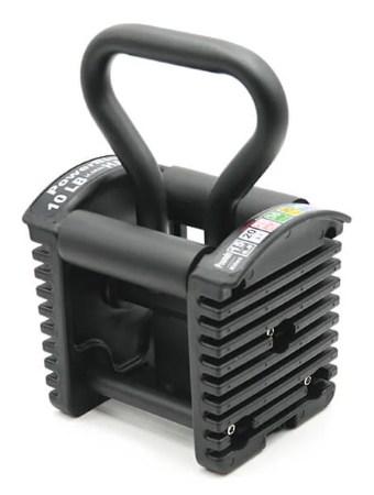 PowerBlock Pro Series Kettlebell Handle - Black