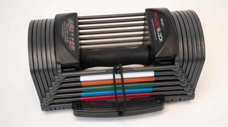 PowerBlock Sport 24 - Weight Indicator Bands