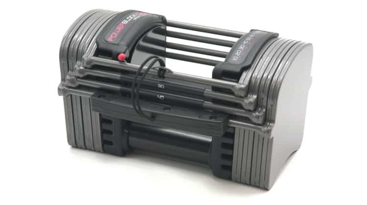 PowerBlock Sport EXP Stage 1 Adjustable Dumbbells