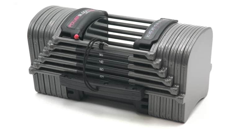PowerBlock Sport EXP Stage 2 Adjustable Dumbbells