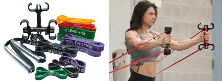 Clench Fitness Handles and Bands