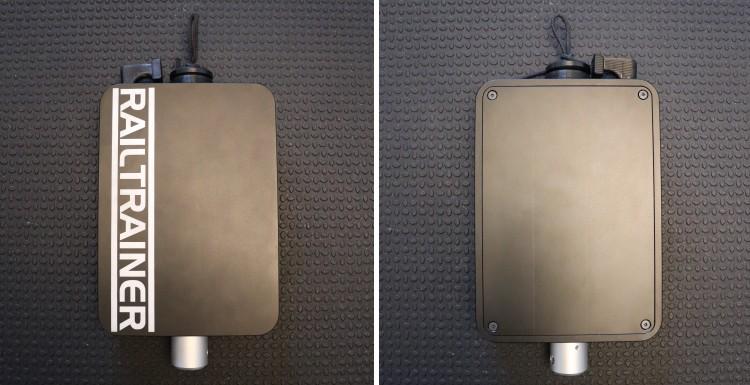 Railtrainer Retractor - Front and Back