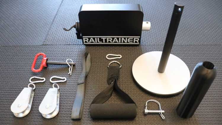 Railtrainer Unboxing - Everything Included