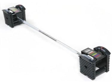 Updated PowerBlock Straight Bar Design