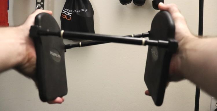 PowerBlock Pro Series Non-Welded Flex Weight Block Design