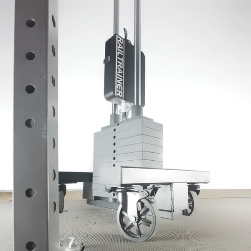Railtrainer Quick Stack
